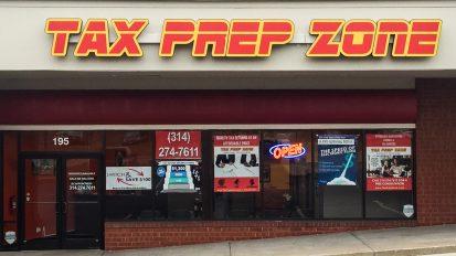 Tax Prep Zone